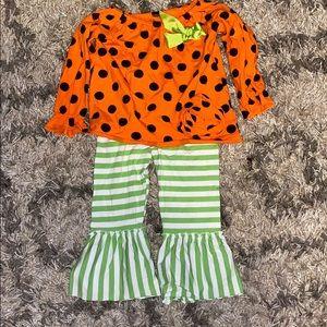 Pumpkin Boutique Sets